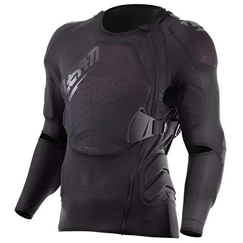Leatt Unisex-Adult Body Protector (Black,L/XL)