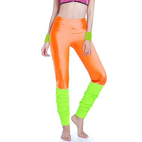 bright orange pants - 4