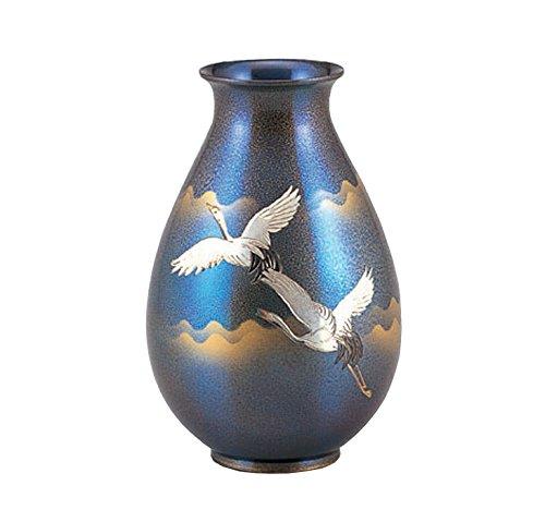 竹中銅器 銅製花瓶 末広 99-57 B015JB7GB0 末広