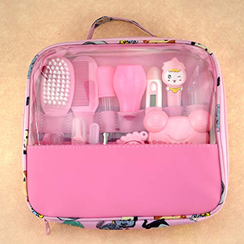 Baby Manicure Set with New Design 2019, 13pcs Multifunction Newborn Infant Kids Nail Hair - Ezgo in Baby, Thermometer Healthcare, Tire Traction Mats in Baby, Sky Girl, Sky Baby, Baby Meat by Bechtle