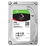 Seagate IronWolf 4TB NAS Internal Hard Drive