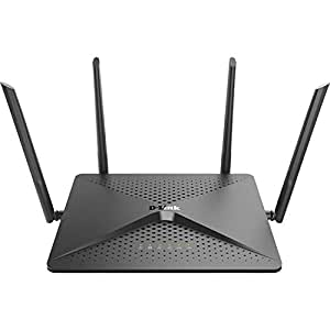 D-Link AC2600 EXO MU-MIMO Wi-Fi Router, DIR-882