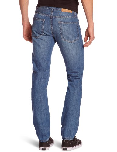 para Azul Cheap Trash Monday Blue hombre slim Vaqueros CPCp7wUq