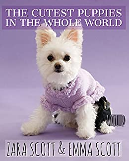Amazoncom The Cutest Puppies In The World Puppy Love Photobook