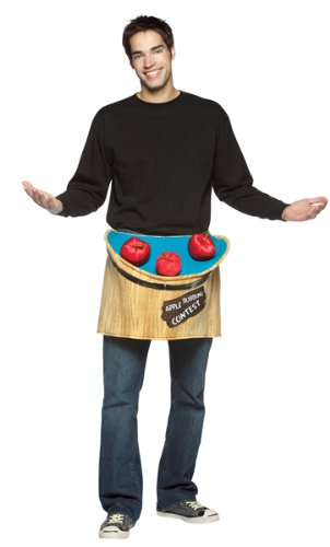 (Bobbing for Apples Adult Costume Accessory - One)