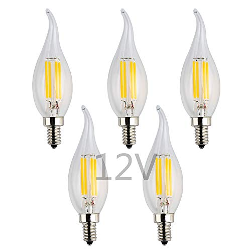 Low Voltage Led Candelabra Light Bulbs