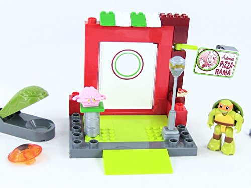 Review: Pizzeria Hideout Half Shell Heroes Set Review (Half-Shell Heroes) (Teenage Mutant Ninja Turtles Ninja Turtles)