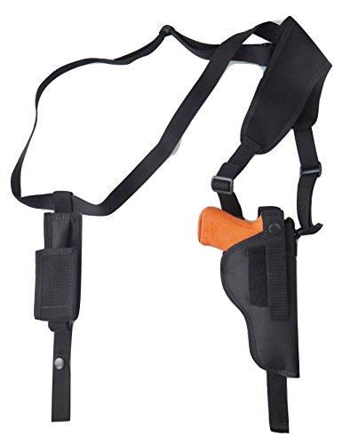 Shoulder Holster for Glock 19, 23, 32 & 38 Single Mag Pouch Vertical - 32 Holster Shoulder