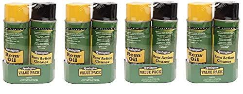 Remmington Oil & Action Cleaner, 10 oz (Fоur Расk) by Remmington