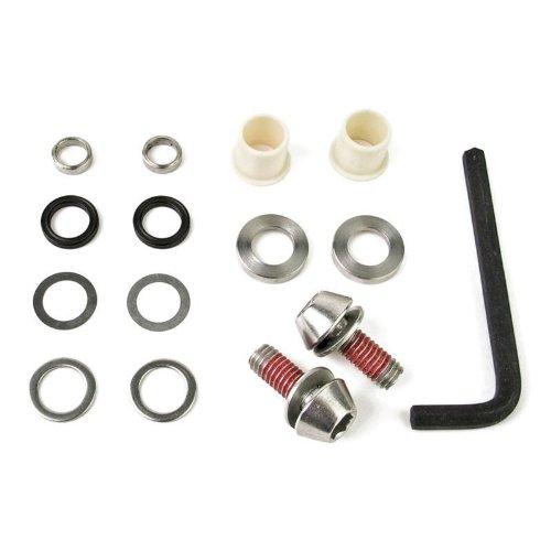 Bushing Pedal Kit - Spank Spike Platform Pedal Parts, Bushing Kit