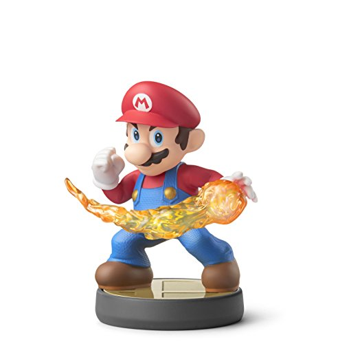 Mario amiibo (Super Smash Bros Series) -