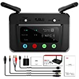 Best Link Bluetooth Audio Receivers - 1Mii Long Range Bluetooth Transmitter Receiver Bluetooth Audio Review