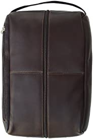 Piel Leather Deluxe Shoe Bag, One Size