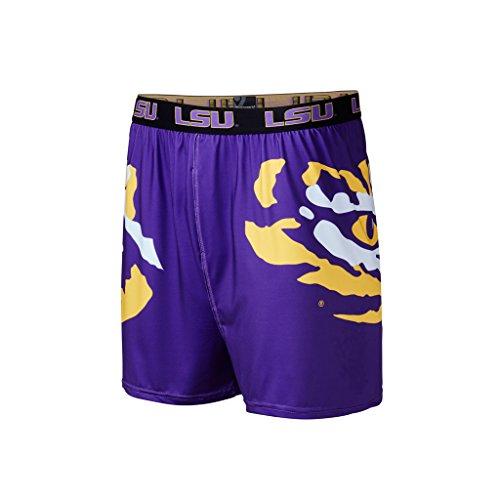 Tiger Woven Boxer - FANDEMICS Short, Boxers – Large Logo, Men's Medium (32-34)