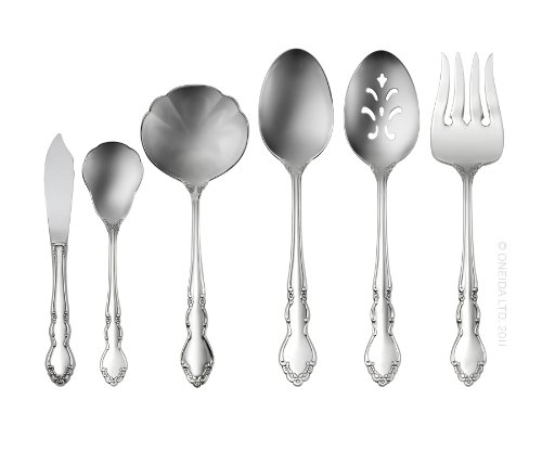 (Oneida Dover 6-Piece Serving Set)