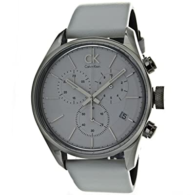 Calvin Klein Masculine Mens Watch K2H27101