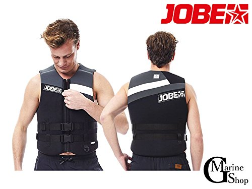 ライフジャケット メンズ JOBE Neo Vest Men Black XL  B074H79NBX
