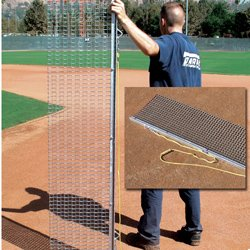 BSN Rigid Drag Mat, 6-feet x 18-inch