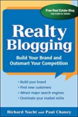 Realty Blogging: Build Your Brand and Out-Smart Your Competition Paperback