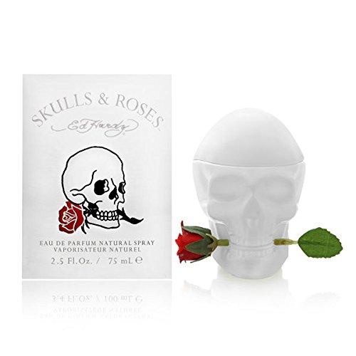 Roses Perfume (Skulls and Roses Ed Hardy Eau De Parfums for Women, 2.5 Ounce)
