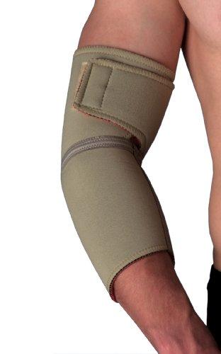 Medicine Thermoskin (Thermoskin Elbow Wrap, Beige, Medium)