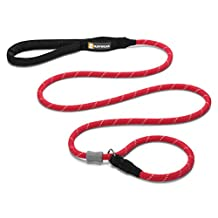 Ruffwear Just-A-Cinch Leash, Red Currant