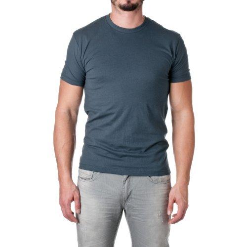next-level-mens-premium-fitted-short-sleeve-crew-t-shirt-large-indigo