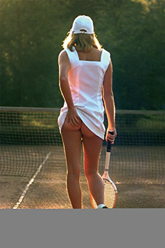 Tennis Racket Bottom Photograph Poster