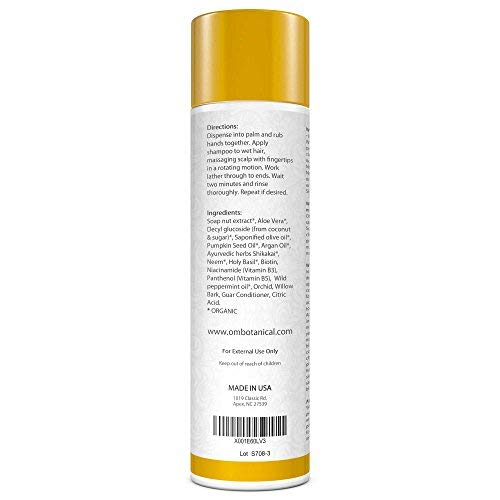 Buy nontoxic shampoo