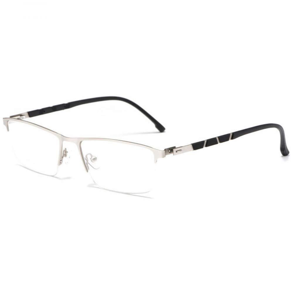 YMTP Optischer Geschäfts Titanbrillen Rahmen Für Männer Eyewear Halbrandlose Gläser B07K232QBR Brillen Spielzeugwelt, glücklich und grenzenlos | Quality First