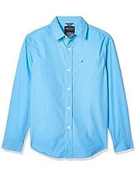 Nautica N874315Q Camisa para Niños