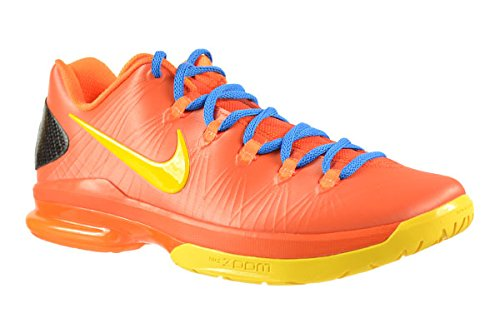 Total Shoes Orange TR Photo 800 Nike Yellow KD Orange Team 5 Blue Men's Elite Mango V 585386 xzP8YwCqz