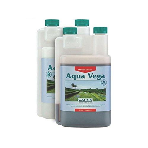 Canna Aqua Vega A & B, 1 L, Set of 2 hot sale 1nydBPFa