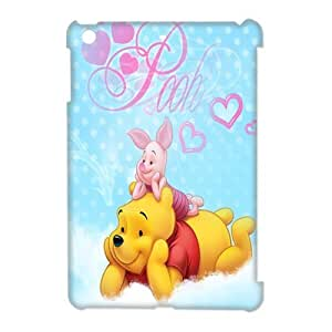 Mystic Zone Winnie the Pooh Mini ipad Case for Mini ipad Hard Cover Cartoon Fits Case HKK0238