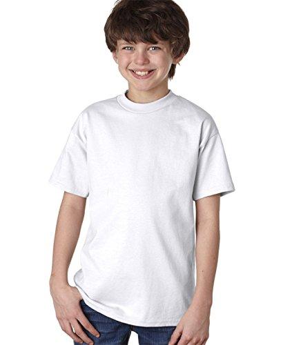 Hanes Kids Shirt (Hanes boys Cotton)