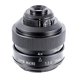 Zhongyi Mitakon 20mm f/2 4.5X Super Macro for Sony-A Camera Lens