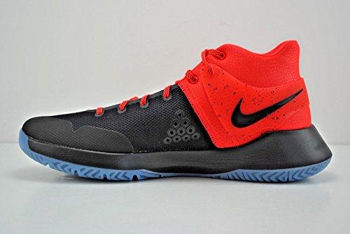 Nike Men s KD Trey 5 IV PRM Kevin Durant Basketball Shoes Black Bright  Crimson 55567defa7