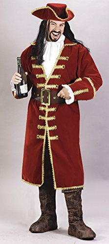 Captain Morgan Blackheart Adult Costume - Standard