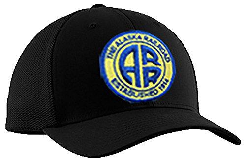 Daylight Sales Alaska Railroad Embroidered Hat [hat26] Black