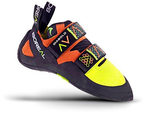 Boreal Diabolo–Chaussures Sport Unisexe, multicolore, Taille 8.5