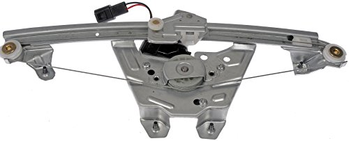 Dorman 741-108 Rear Driver Side Replacement Power Window Regulator with Motor for Saturn L and LS Series