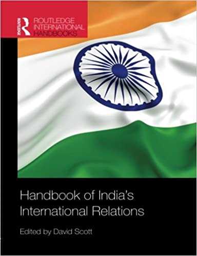 Buy Handbook of India's International Relations (Routledge