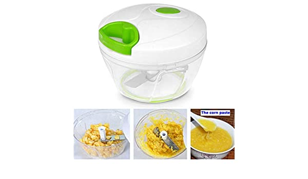 K.LSX Manual Food Chopper, Vegetable Chopper Picadora Licuadora ...