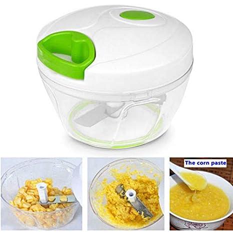 K.LSX Manual Food Chopper, Vegetable Chopper Picadora Licuadora ...