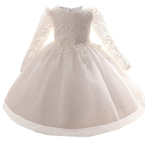 elegant baby christening dresses - 3