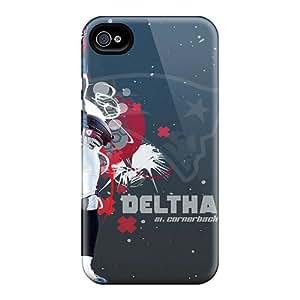 Cute JenniferTziamouranis New England Patriots Cases Covers For Iphone 6plus