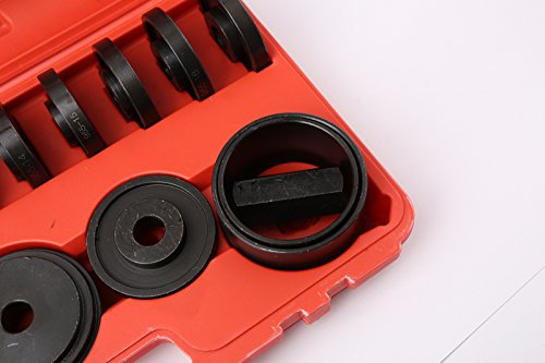 WIN.MAX 23 Pcs FWD Front Wheel Drive Bearing Adapters Puller Press Replacement Installer Removal Tool Kit by WIN.MAX (Image #5)