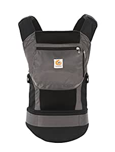 Performance Carrier Color: Charcoal Black