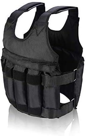 Tactical Vest Crossfit Running Home Training Adjustable weighted vest 20kg