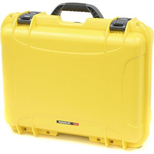 930 Large Series Case (Yellow, Empty) [並行輸入品]   B07MCQNJF3